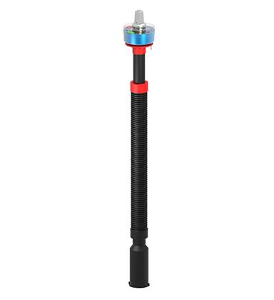 Teleskop Einbaugarnitur T3 ASK mit Rundglocke und RZW-A