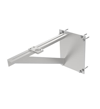 Antriebssystem: Wandkonsole eine Strebe auskragend